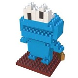 WEAGLE Small Series Cookie Monster [2214] - Building Set Fantasy / Sci-Fi